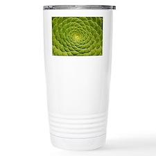Aeonium tabulifrome - Travel Coffee Mug