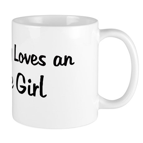 Alpine Girl Mug