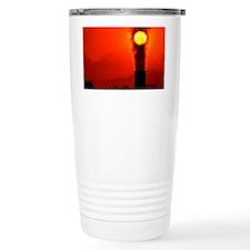 Air pollution - Travel Mug