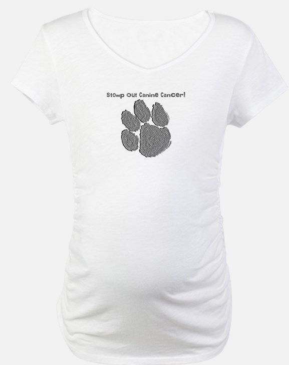 Stomp out Canine Cancer Shirt