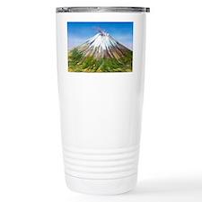 Active stratovolcano - Travel Mug