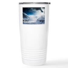 Athabasca Glacier, Canada - Travel Mug