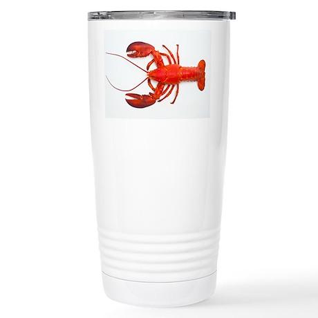 Atlantic lobster - Stainless Steel Travel Mug