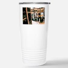 Auroral research control room - Travel Mug