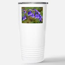 Bluebell (Endymion non-scriptus) - Travel Mug
