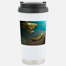 Climatius sp. prehistoric fish - Travel Mug