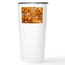 Citrine crystals - Thermos Mug