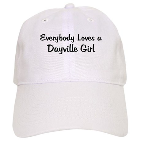 Dayville Girl Cap
