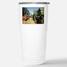 Combine harvester - Travel Mug