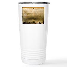 Dead Sea scroll - Travel Mug