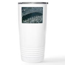 Early arthropod fossil - Travel Mug