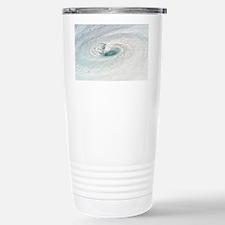 Eye of Hurricane Dean, 18 August 2007 - Travel Mug
