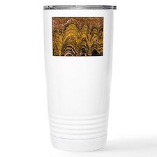 Fossil stromatolite - Travel Mug