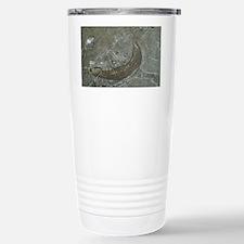 Fossil worm - Travel Mug