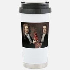 Heart anatomists, 17th century - Travel Mug