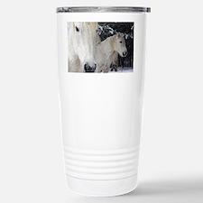 Highland ponies - Stainless Steel Travel Mug