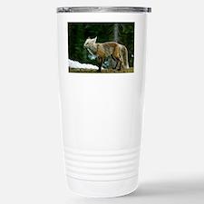 Cascade red fox - Travel Mug