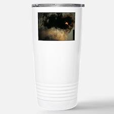 Industrial air pollution - Travel Mug