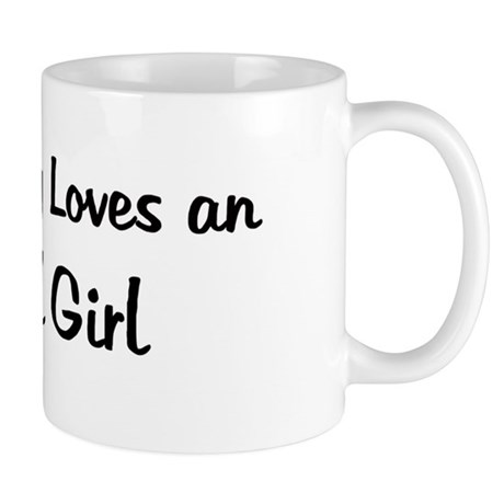 Alicel Girl Mug
