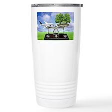 Offsetting carbon emissions - Travel Mug