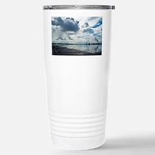 Oil industry pollution - Travel Mug