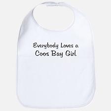 Coos Bay Girl Bib