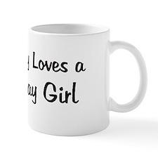 Coos Bay Girl Coffee Mug