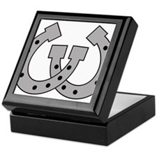 horseshoe Keepsake Box