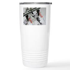 Plastic smart card testing - Travel Mug