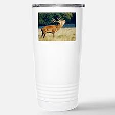 Red deer stag - Travel Mug