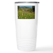 Romanian village - Travel Mug