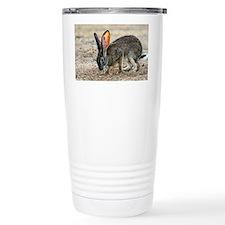 Scrub hare - Travel Mug