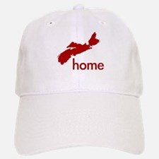Red Baseball Baseball Cap