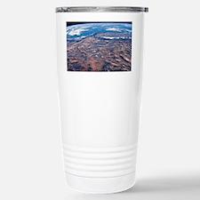 Southwestern USA, ISS image - Travel Mug