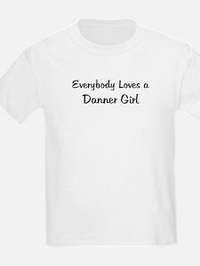 Danner Girl Kids T-Shirt