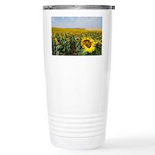 Sunflowers - Travel Mug