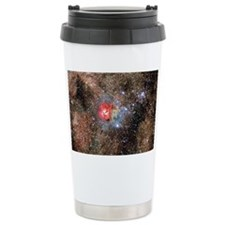 Trifid Nebula - Travel Coffee Mug