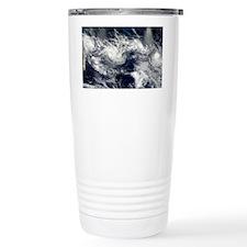 Tropical cyclones - Travel Coffee Mug
