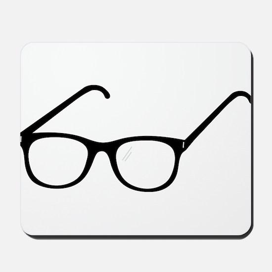 Eye Glasses Mousepad
