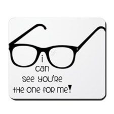 One For Me Mousepad
