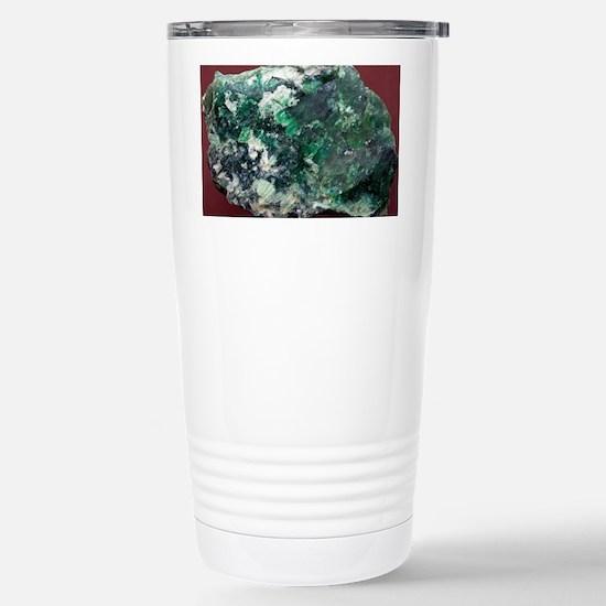 Zaratite - Stainless Steel Travel Mug