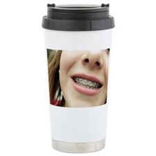 Dental braces - Travel Mug