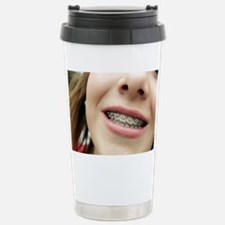 Dental braces - Travel Mug