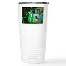 Endoscopic prostate surgery - Travel Mug