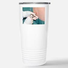 Epidural anaesthetic - Travel Mug