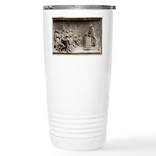 Giordano Bruno teaching - Travel Mug