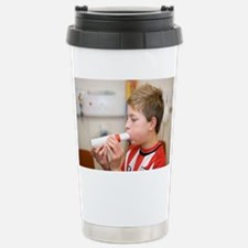 Lung function test - Stainless Steel Travel Mug