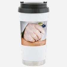 Smallpox infection - Stainless Steel Travel Mug