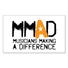MMAD logo new Decal