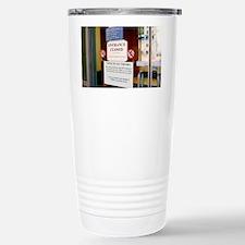 SARS control measures - Travel Mug